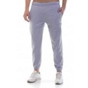 PECHE MONNAIE Удобные мужские штаны из мягкого трикотажа серого цвета PECHE MONNAIE №008 Серый