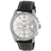 Casio Enticer White Dial Mens Watch - Mtp-1375L-7Avdf (A839)