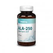 VITAKING – Alfa-liponsav 250 mg 60 kapszula