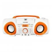 Microsistem audio Blaupunkt Boombax BB20BT, Bluetooth, tuner FM, USB, 2X2W, Alb BF2016