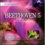 Video Delta Beethoven,L.V. - Sym 5/Con Pno 5 - CD