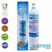 Icepure RWF0500A voor Whirlpool SBS002 Waterfilter 481281729632