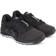 Asics GEL-QUANTUM 180 2 MX Running Shoes For Men(Black)