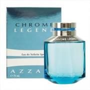 Azzaro chrome legend eau de toilette 75 ml