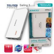 Power Bank Sailing 3 ROMOSS 7800mAh