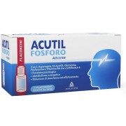 ANGELINI SpA Acutil Fosforo Advance 10fl