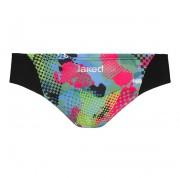 Slip inot Jaked barbati, TEKNOCAMOU, verde fluo