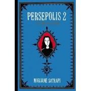 Persepolis 2: The Story of a Return, Paperback/Marjane Satrapi