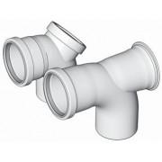 52100321 - Brilon Komínové koleno s kontrolnými otvormi DN 80, 52100321