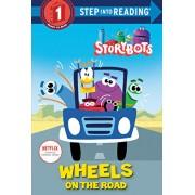 Wheels on the Road (Storybots), Hardcover/Scott Emmons