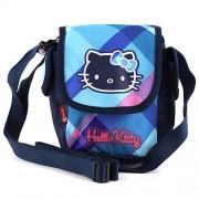Kabelka přes rameno Hello Kitty Blue Square