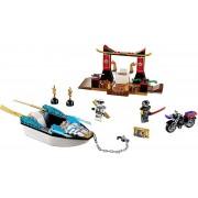 Lego 10755 Zane's ninjabootachtervolging