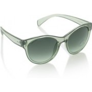 Fastrack Cat-eye Sunglasses(Green)