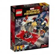 LEGO Super Heroes, Iron Man: Atacul lui Detroit Steel 76077
