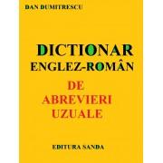 Dictionar Englez-Roman de abrevieri uzuale (eBook)