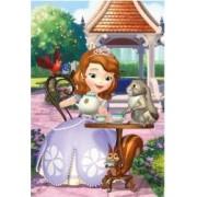 Puzzle - Printesa Sofia si prietenii 24 piese