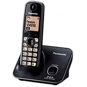 Panasonic Single Line 2.4GHz KX-TG3711SX Digital Cordless Telephone