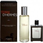 Hermès Terre d'Hermès lote de regalo XVI. eau de toilette recargable 30 ml + eau de toilette recarga 125 ml