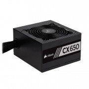 Sursa Corsair CX Series CX650 650W 80 Plus Bronze Eff. 85 Active PFC ATX12V v2.4 1x120mm fan