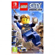 Warner Bros. LEGO City Undercover (Switch) DE, FR