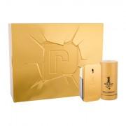 Paco Rabanne 1 Million confezione regalo Eau de Toilette 50 ml + 75 ml deostick da uomo