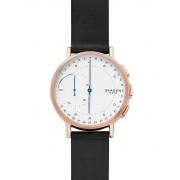 メンズ SKAGEN CONNECTED Signatur Hybrid Smartwatch スマートウォッチ ホワイト