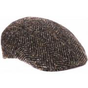 Grün Flat Hat Wolle - Grün XL