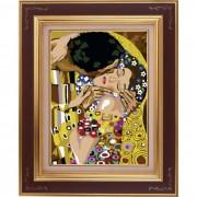 Color Kit Картина со стразами Поцелуй Густав Климт