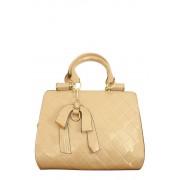Ambrosine Beige Lux dámská kabelka béžová