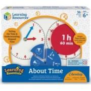 Invatam totul despre timp - Fractii