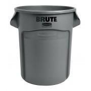 Rubbermaid Ronde Brute container 75,7 ltr, Grijs (VB002620)