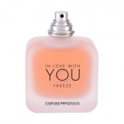 Giorgio Armani Emporio Armani In Love With You Freeze eau de parfum 100 ml Tester donna
