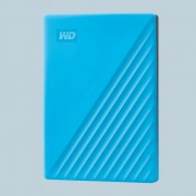 "HDD EXTERNAL 2.5"", 2000GB, WD My Passport, USB 3.2, Sky Blue (WDBYVG0020BBL)"