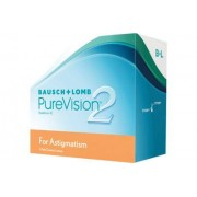 PureVision 2 HD for Astigmatism (6 linser): -8.50, -1.25, 100