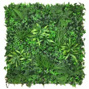 VV 6124 GreenWall Mix-perete verde artificial,sintetic 1x1m