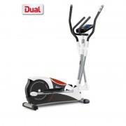 Bicicleta Elíptica Athlon Dual Bh Fitness + Dual Kit BE: Entrenamiento Regular con Espacio Reducido