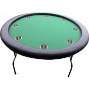Kerek póker asztal