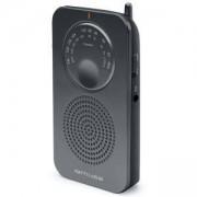 Радио MUSE M-01 RS, AM FM, Жак 3.5 мм, Вграден високоговорител, MSE00040