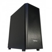 Carcasa Segotep Wider X2 Black, SPCC Steel ATX Mid Tower