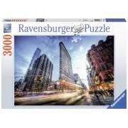 PUZZLE FLATIRON, 3000 PIESE - RAVENSBURGER (RVSPA17075)