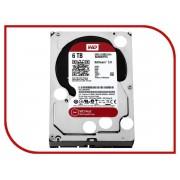 Жесткий диск 6Tb - Western Digital Red WD60EFRX
