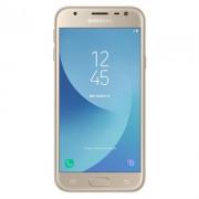 SMARTPHONE SAMSUNG GALAXY J330 J3 2017 ORO - 5'/12.7CM - CAM 13/5MPX - QC 1.4GHZ - 16GB - 2GB RAM - ANDROID - 4G - WIFI - BT - DUAL SIM - BAT 2400MAH