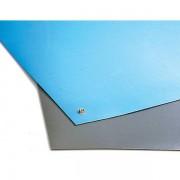 COBA ESD-Tischmatten-Set - LxB 3000 x 1200 mm - grau