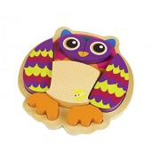 Oops My Happy Puzzle Mr. Wu Owl