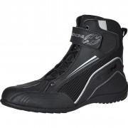 IXS Motorradschnürstiefel kurz, Motorradschuhe IXS X-Stiefel Breeze schwarz 41 schwarz