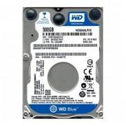 DISCO DURO INTERNO WD 500GB SATA3 2.5 WD5000LPCX-azul