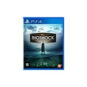 Game Bioshock: The Collection - PS4
