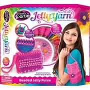 Cra Z Art Jelly Yarn Bubble Gum Blast Purse