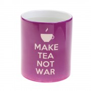 "Cana Termosensibila ""Make Tea Not War"""