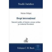 Drept international - Marian Dragut